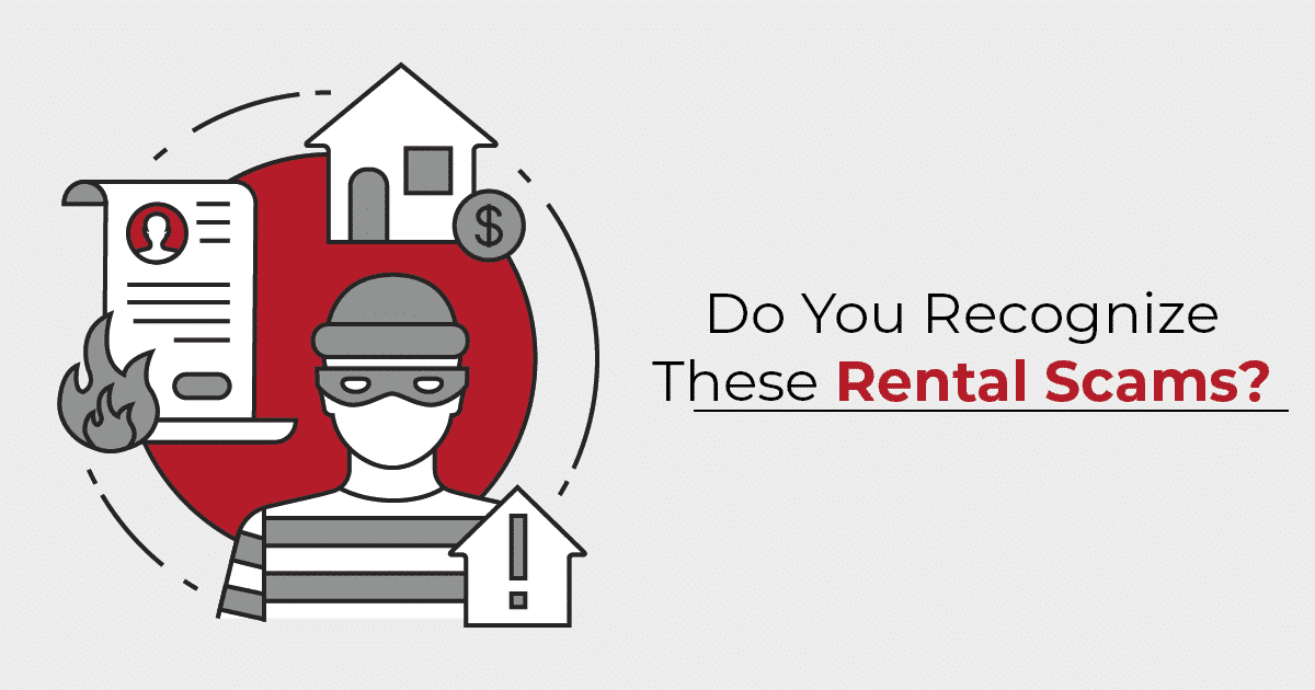 property rental scams