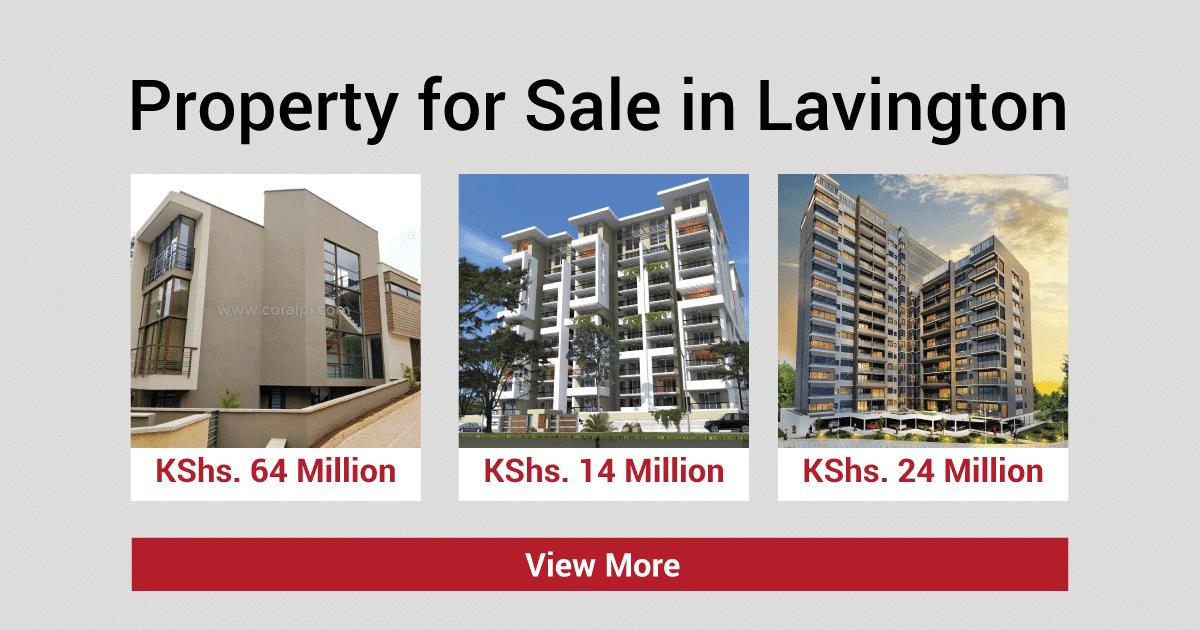 property for sale lavington
