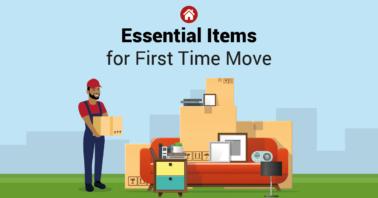 moving from your parents house checklist