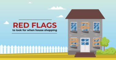 house red flags looking for a house